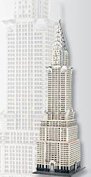 Christmas Place Chrysler Building Giveaway Sweepstakes