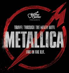 Guitar Center VIP Experience With Metallica In The UK Sweepstakes