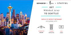 Refinery29 + Stayful + TheSkimm Sweepstakes