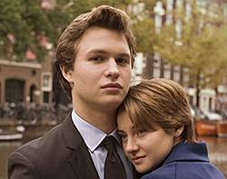 The Fault in Our Stars Home Entertainment Sweepstakes