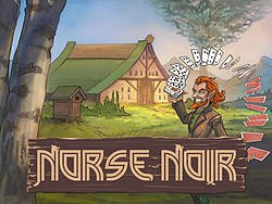Norse Noir Game Twitter Contest
