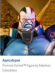 Sideshow Collectibles Apocalypse Giveaway