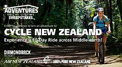 Sport Chalet Adventures of a Lifetime 12-Day Biking Sweepstakes