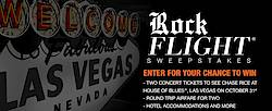 Rock Revival Rock Flight Sweepstakes