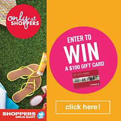 Journeys of the Zoo: $100 Shoppers Drug Mart GC Giveaway