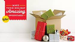 Scotch Brand Make Their Holiday Amazing Sweepstakes