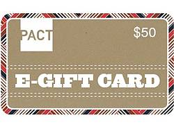Family Focus: $50 PACT Gift Card Giveaway
