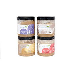 Woman's Day: Good Earth Beauty Body Scrubs Giveaway