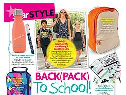 Star Magazine Backpack to School Sweepstakes