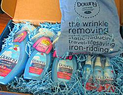 The Art of Random Willy-Nillyness: Downy Wrinkle Releaser Giveaway
