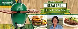 Laura's Lean Beef Great Grill Giveaway Sweepstakes