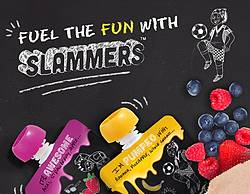 Slammers Snacks Fuel the Fun With Slammers Sweepstakes