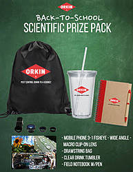 Mama Break: Orkin Fact or Fake Giveaway