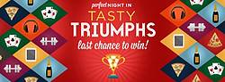 Dr. Oetker USA Perfect Night in Tasty Triumphs Sweepstakes and Instant Win Game