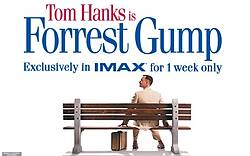 Forrest Gump IMAX Sweepstakes