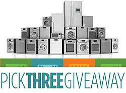 American Home Shield You Pick Three Giveaway