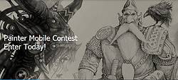 Corel 2014 Discovery Center Painter Mobile Contest