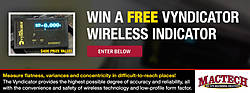 Mactech Vyndicator Wireless Indicator Giveaway