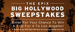 Charter Communications EPIX Big Hollywood Sweepstakes
