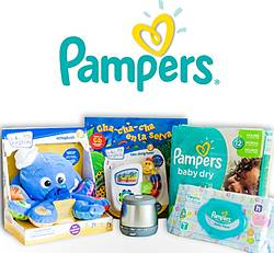 The Art of Random Willy-Nillyness: Pampers #BebeConRitmo Giveaway