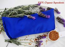 I'm No Domestic Goddess: Lavender Scented Hot/Cold Eye Pillow Giveaway