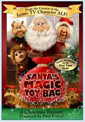 Shakefire Santas Magic Toy Bag DVD Giveaway