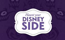 Disney Destinations Haunt Your Disney Side Contest
