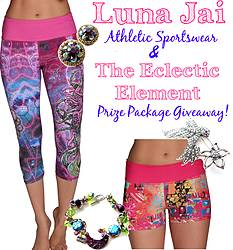 Eclectic Element: Luna Jai & the Eclectic Element Jewelry Prize Package Giveaway