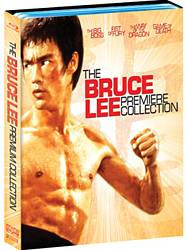 Muscle & Fitness Bruce Lee Collection Blu-Ray Sweepstakes