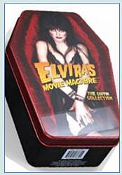Shakefire Elvira's Movie Macabre: The Coffin Collection Giveaway