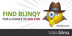 Find BLINQY Sweepstakes