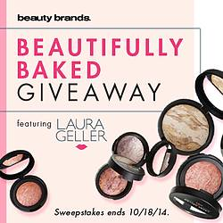 Beauty Brands Laura Geller Beautifully Baked Giveaway