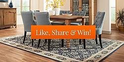 Kaoud Win This Rug for Thanksgiving Giveaway