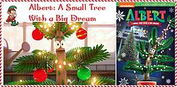 Pausitive Living: Albert: A Small Tree With a Big Dream DVD Giveaway