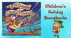 Pausitive Living: Children's Holiday Storybooks Giveaway