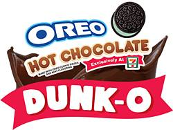 Oreo Hot Chocolate Dunk-O at 7-Eleven Instant Win & Sweepstakes
