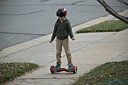 Crunchy Beach Mama: GOTRAX HOVERFLY Hoverboard Giveaway