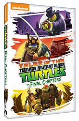 Making of a Mom: Tales of the Teenage Mutant Ninja Turtles: The Final Chapters