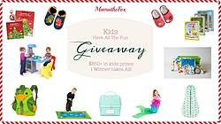 Woman of Many Roles: HUGE Kids Prize Pack Giveaway