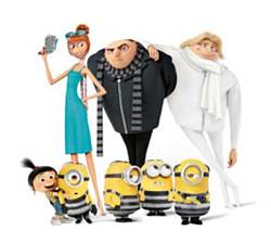 Candypolooza: Despicable Me 3 DVD Giveaway