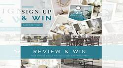 $500 Shopping Spree on Furniture Ca Giveaway