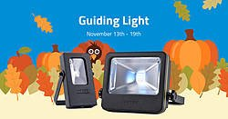LOFTEK 50W and Mini 10W Floodlights This Thanksgiving Giveaway