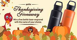 Qottle Thanksgiving Giveaway