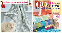 Pausitive Living: 60 More Quick Baby Blankets to Knit Giveaway