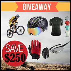 Cycling-Direct $250 Cycling Gear Giveaway