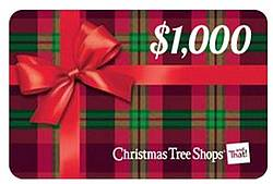 Christmas Tree Shops andThat! 25 Days of Merry Instant Win