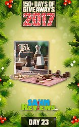 SAHM Reviews: Day 23 - Tak Game Giveaway