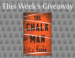 Read It Forward the Chalk Man Book Giveaway