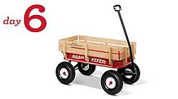 Radio Flyer 25 Days of Holiday Giveaways