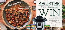 Tuttorosso Instant Pot Giveaway